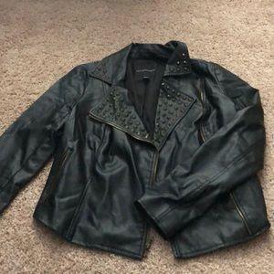 Rock & Republic Leather Jacket